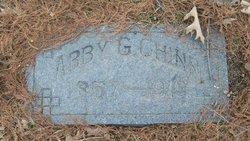 Abby G. Chinn