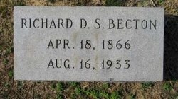 Richard D. S. Becton