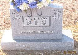 Vick L. Brown