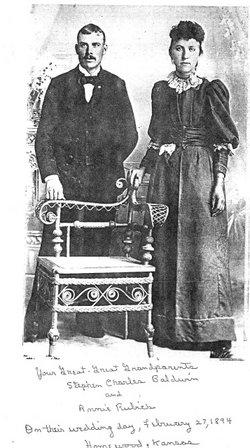 Annie Rubick Baldwin