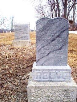 Benjamin F Reeve