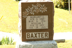 Margaret E <I>Williams</I> Baxter