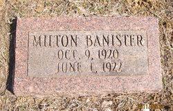 Milton Banister