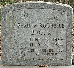 Shanna Ro'chelle Brock