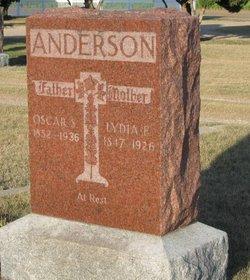 Lydia Ellen <I>Abbott</I> Anderson
