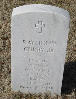 Raymond Curry, Jr