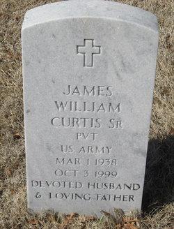James William Curtis, Sr