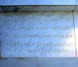 """William Rozelle """"Will"""" Logan Sr."""