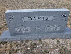 Elton I. Davis