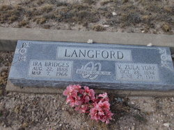 Ira Bridges Langford