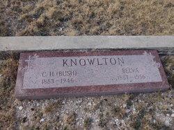 """Clous Horace """"C   H"""" Knowlton"""