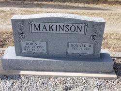 Doris T. Makinson