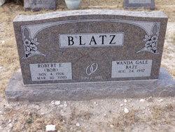 "Robert E. ""Bob"" Blatz"