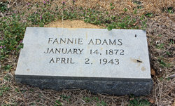Fannie Adams