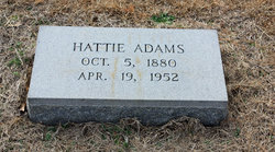 Hattie Adams