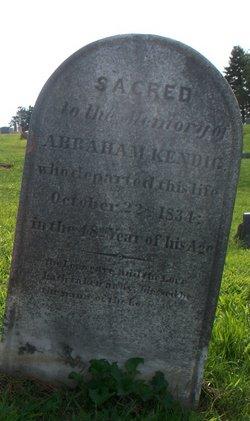 Abraham Kendig