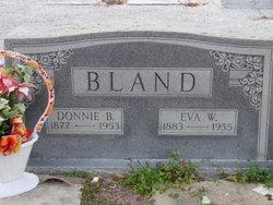Eva W Bland