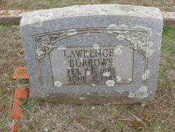 Lawrence Burrows