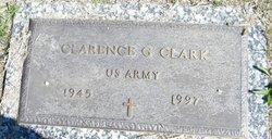 "Clarence Gilmore ""Babe"" Clark, Sr"