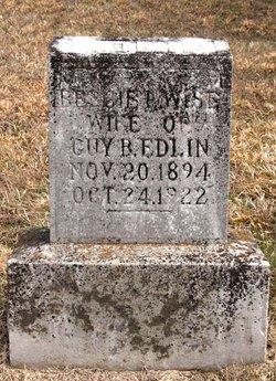 Bessie L <I>Wise</I> Edlin