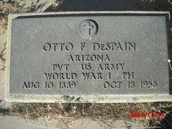 Francis Otto Despain