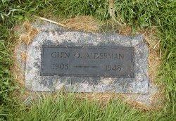 Glen O Alderman