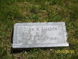 "John Simeon ""Johnny"" Amadon"