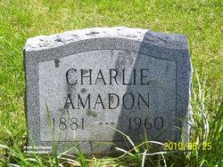 "Charles Frank ""Charlie"" Amadon"