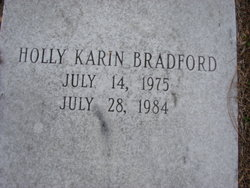 Holly Karin Bradford