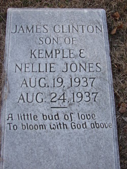 James Clinton Jones