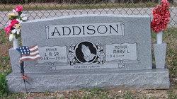 Mary Lee <I>Hall</I> Addison