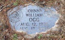 Johnny William Ogg