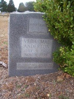 Veda Mae Anderton