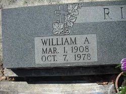 """William Allen """"W.A."""" Rich"""