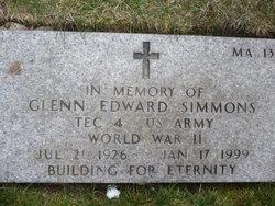 Glenn Edward Simmons