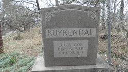 Eliza <I>Coe</I> Kuykendall