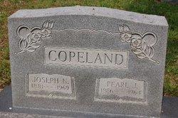 Pearl Jane <I>Drennen</I> Copeland