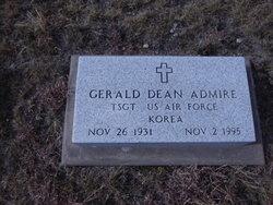 Gerald Dean Admire