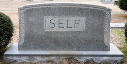 Miriam <I>Self</I> Blalock