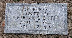 Kathleen Self