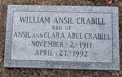William Ansil Crabill
