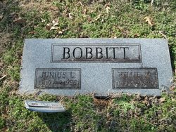 Junious L Bobbitt