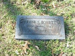 Frank S Bobbitt