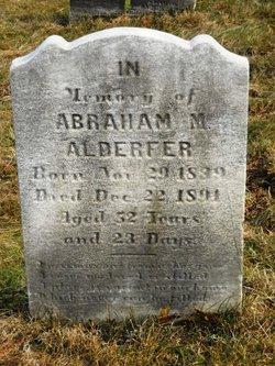 Abraham M. Alderfer
