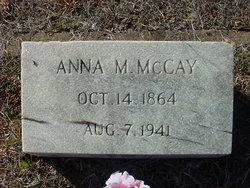 Anna Grace <I>Maughan</I> McCay