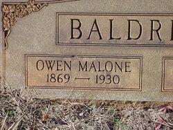 Owen Malone Baldridge