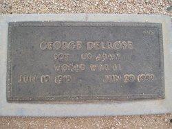 George Delrose