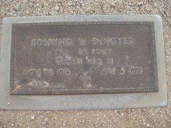 Edmund W Denoyer