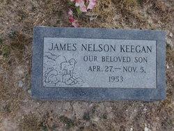 James Nelson Keegan