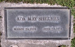 Ada May <I>Tilly</I> Shermer